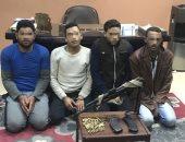 حبس المتهمين بقتل زوجين بأعيرة نارية لسرقتهما بمنيا القمح 4 أيام للتحقيق