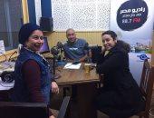 """سارة عبد الرحمن لراديو مصر: النماذج السلبية بـ """"سابع جار"""" موجودة فى الواقع"""