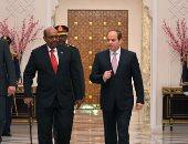 الرئيس السيسى ونظيره السودانى يشهدان حفل الأسرة المصرية