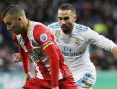 كارفخال يغيب عن ريال مدريد أمام بالماس ويعود أمام أتلتيكو مدريد