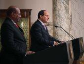 السيسي: الإعداد للجنة مشتركة مصرية سودانية فى الخرطوم العام الجارى (صور)