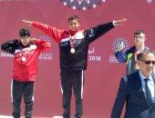 صور.. مصر ترفع رصيدها إلى 84 ميدالية فى الأولمبياد الخاص بأبو ظبى