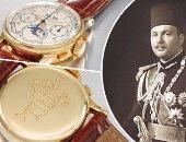 بيع ساعة الملك فاروق برقم قياسى فى مزاد كريستيز دبى.. تعرف على السعر