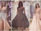 بالنجوم والورود كولكشن بيت الأزياء الأسترالى باولو سيباستيان