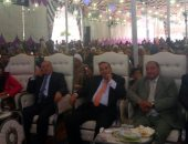 صور.. مؤتمر جماهيري لدعم السيسي في الإبراهيمية