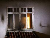الحماية تسيطر على حريق اندلع داخل شقة بطنطا