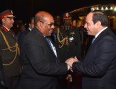 رسالة خطية من الرئيس السيسى إلى نظيره السودانى