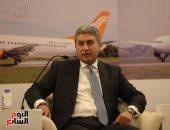 رئيس اللجنة المنظمة لمؤتمر صيانة الطائرات:أشكر السيسي لاهتمامه بتنمية أفريقيا (صور)