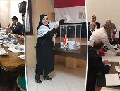 بدء فرز أصوات الناخبين فى السفارات المصرية بأفريقيا