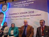 ختام المؤتمر الدولى للصيادلة العرب وتوصيات بأهمية دور الصيدلى فى توعية المرضى