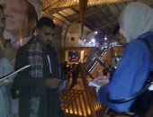 """""""المصريين الأحرار"""" ينظم فعالية فى """"محطة مصر""""  للدعوة للمشاركة في الانتخابات"""
