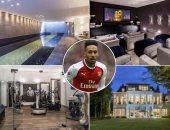 صور.. أوباميانج يشترى قصرًا فاخرًا فى لندن بـ16 مليون إسترلينى