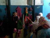 تزامناً مع عيد الام..المجلس القومى للمرأة يزور سجينات قنا