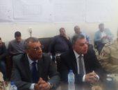 رئيس مدينة الأثاث يلتقى محافظ دمياط لإفتتاح المرحلة الأولى قريبا