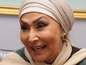 ضحك ولعب وجد وحب.. سهير البابلى تحتفل بعيد ميلادها فى الفالانتين