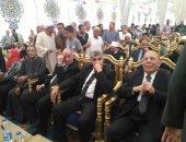 صور.. عادل لبيب من البحيرة: المشاركة فى الانتخابات تدعيما لصورة مصر بالخارج