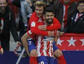 دييجو كوستا يكشف موقف جريزمان من الانتقال لبرشلونة