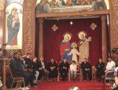 """البابا تواضروس يفتتح مؤتمر """"الأسرة"""".. ويؤكد: جسر يصل الأرض بالسماء"""