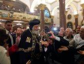 البابا تواضروس يدعو المصريين للمشاركة الإيجابية فى الانتخابات الرئاسية