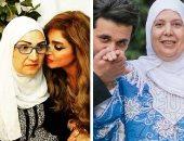 إلهام شاهين وليلى علوى وشيرين رضا وحسن الرداد يهنئون أمهاتهم بعيد الأم