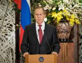 لافروف: مسؤولية الأزمة فى أوكرانيا تقع على عاتق الغرب