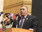 اتحاد عمال مصر: سنبهر العالم بمشاركتنا فى انتخابات الرئاسة ونقول نعم للسيسي - صور