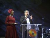تسنيم رابح: تقديم حفلى افتتاح وختام مهرجان الأقصر مسئولية وشرف كبير