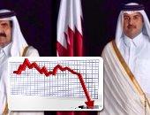 """شاهد فى دقيقة.. """"تميم"""" فى ذيل الطابور.. من يحكم الدوحة؟"""