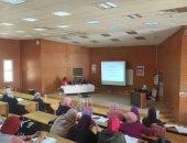 """حملة """"مناهضة التحرش"""" بجامعة القاهرة تنظم فعاليات بكليتى الآثار والهندسة"""