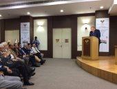 شكرى يستعرض رؤية السياسة الخارجية المصرية أمام مركز أبحاث الحزب الحاكم بالهند