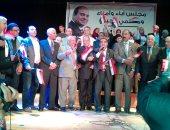 مجلس أمناء الجيزة يكرم أسر شهداء الجيش.. ويطالب بالمشاركة فى الانتخابات