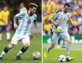 بالأرقام.. إيطاليا تتفوق على الأرجنتين قبل قمة الاتحاد