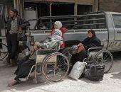 الجيش السورى يؤمن خروج مئات المدنيين المحتجزين فى الغوطة الشرقية بريف دمشق