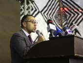 """المشاركون بمؤتمر """"مصر أولا"""" لدعم السيسى: أبهر العالم وأعاد لمصر مكانتها"""