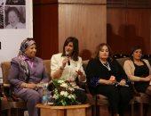 وزيرة الهجرة: المرأة المصرية بالخارج استطاعت الترويج لقدرتهن على صنع المعجزات (فيديو)