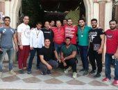 جامعة طنطا تحصد المركز الثانى فى بطولة الجامعات المصرية لرفع الأثقال