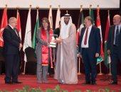 المهرجان الدولى للأم المثالية يكرم وزيرة التضامن بمسرح جامعة القاهرة