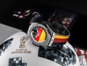 ساعة ذكية جديدة لكأس العالم تخبرك بالأهداف والنتائج وسعرها 5200 دولار