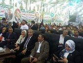 فيديو وصور.. مؤتمر جماهيرى بأبو كبير الشرقية لدعم السيسي بحضور وزير التموين