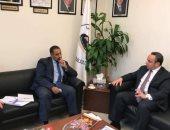 أمين عام اتحاد المصارف العربية يستقبل وفد منظمة الأمم المتحدة للصناعة