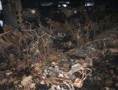 صور.. تفحم 13 شخصا جراء حريق داخل مبنى فى فيتنام