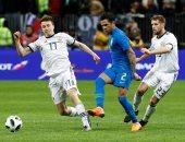 دانى ألفيس يسجل رقما قياسيا مع البرازيل بعد المشاركة أمام روسيا