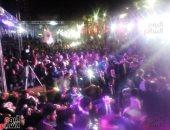 """انطلاق المؤتمر الأخير """"من أجل مصر"""" لدعم السيسى فى دمياط بحضور حسن الرداد"""
