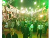 مؤتمر الجعافرة بأسوان يؤكد دعمه للسيسى بانتخابات الرئاسة