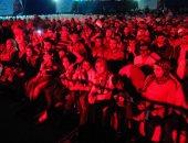 آلاف المواطنين يشاركون بمؤتمر أيمن أبو العلا وأحمد سمير لدعم السيسي بأكتوبر