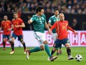 فيديو.. التعادل يحسم الشوط الأول من مواجهة إسبانيا وألمانيا
