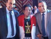 مؤتمر جماهيرى حاشد لدعم الرئيس السيسى ببولاق أبو العلا