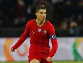 """شاهد.. رونالدو يتقدم للبرتغال بالهدف الثانى أمام مصر بـ""""تقنية الفيديو"""""""