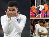 فيديو.. لينجارد يقود إنجلترا لفوز صعب على هولندا