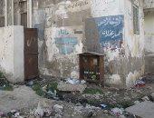 """صور.. """"اضبط مخالفة"""" محولات الكهرباء قنابل موقوتة بحى الضواحى ببورسعيد"""
